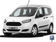 Kayseri Ford  Tourneo Courier‎ Araç Kiralama Rent a Car